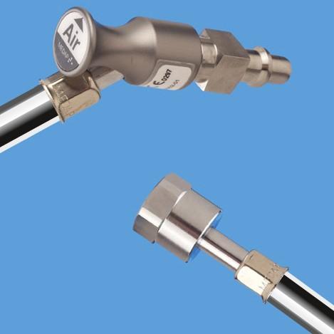 Anschlussschlauch AIR DIN 5 m ISO