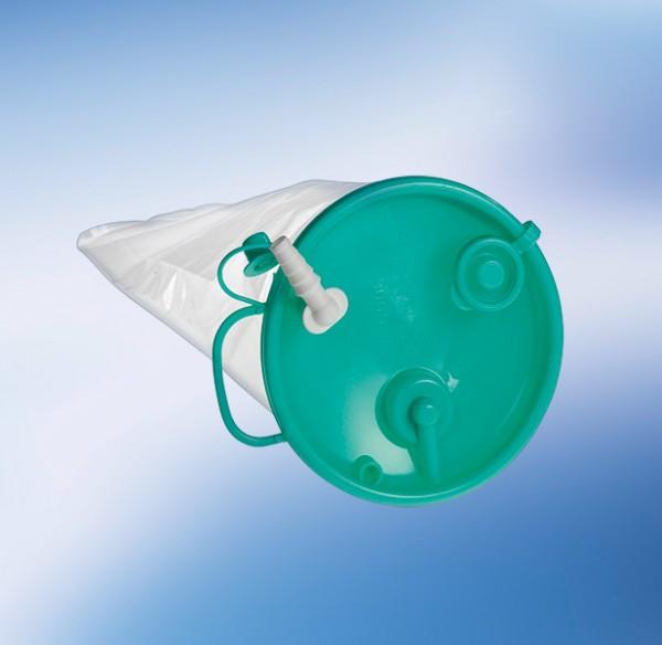 Serres® Einweg-Absaugbeutel 3 l, mit Geliermittel