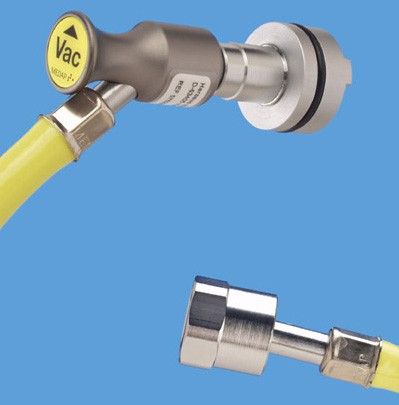 Anschlussschlauch VAC NF 3 m ISO