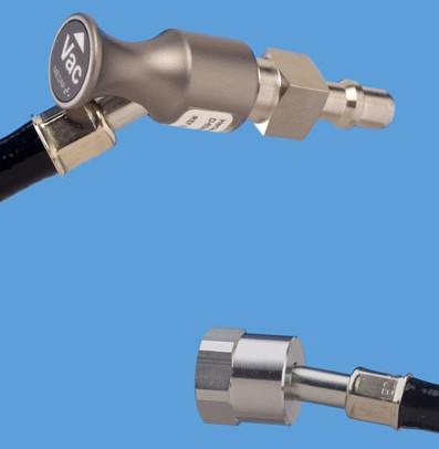 Anschlussschlauch VAC DIN 3 m FN