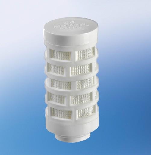 Hydrophober Bakterien- und Virenfilter für Überlaufschutz