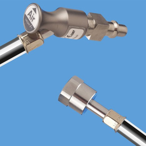 Anschlussschlauch AIR DIN 3 m ISO