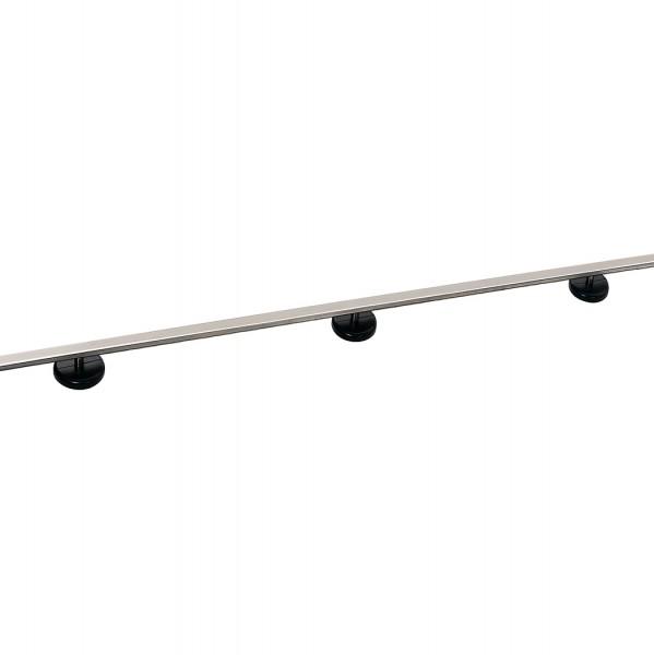 Geräteschiene 25x10 mm / 1,01-1,50 m