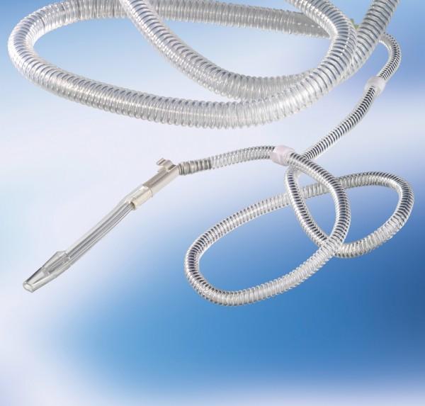 Aufnahmeteil für wiederverwendbare Elektrodenhandgriffe, Schlauch 3,05 m steril