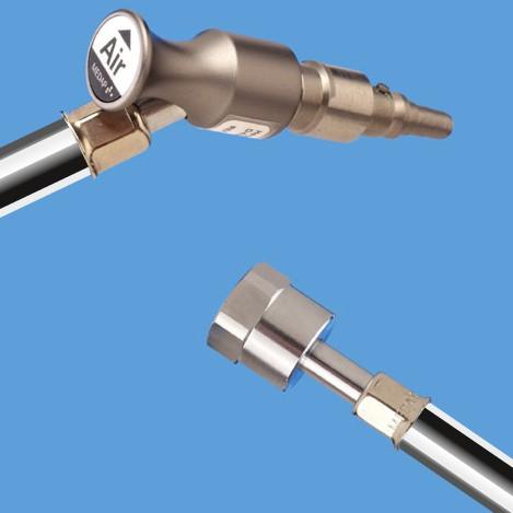 Anschlussschlauch AIR SS 3 m ISO